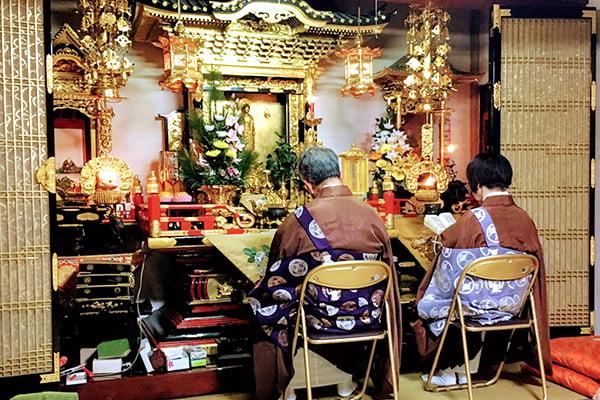 梨子ケ平道場(真宗三門徒派)と滝本家