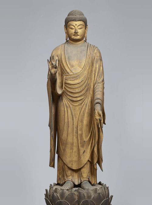 阿弥陀如来立像について | 【大阪の仏壇店】お仏壇の滝本仏光堂